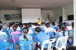 เปิดโครงการส่งเสริมการมีส่วนร่วมของชุมชนในการคัดแยกขยะที่ต้นทาง