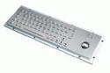 Stainless Steel Keyboards รุ่น N2t
