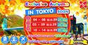 ญี่ปุ่น โตเกียว ฟูจิ เทศกาลใบไม้เปลี่ยนสี 5 วัน 3 คืน 25900 บาท