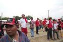 คนเสื้อแดงรวมพลถนนอักษะ 5-7 เมย.57