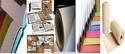 งานสิ่งพิมพ์ (Book Binding Industries) ให้กับอุตสาหกรรมสิ่งพิมพ์ แต่ละบริษัทฯ