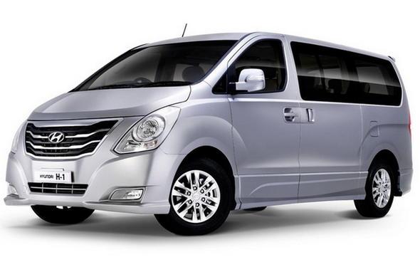 Hyundai H1 year 2014