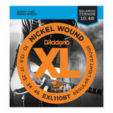 ��¡յ���俿�� D'Addario EXL110BT Nickle wound,Balanced tension, Regular light ���� 10