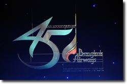 45th Anniversary Bangkok Airways