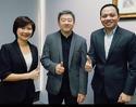 ทีซีซีเทคนำสถาบันวิจัย ไอดีซี เข้าพบบริษัทประกันชีวิตยักษ์ใหญ่ เอไอเอ ประเทศไทย