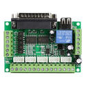 5 Axis CNC Breakout Board Interface For Stepper Motor Driver Board ST-V2 s