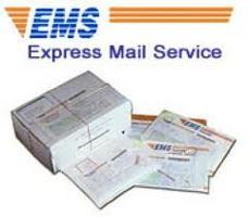 แจ้งการส่ง EMS