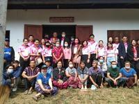 """โครงการ """"เสริมความเข้มแข็งและสุขภาวะอนามัยชุมชน"""""""