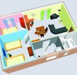 ตกแต่งห้องอย่างมืออาชีพ ด้วย Sweet Home 3D