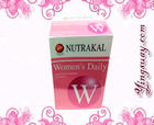 Nutrakal Women's Daily �ٷ���� ������� ���� �Ե��Թ����Ѻ���˭ԧ������ҧ��·����͹��� �������͹�� ���ا�к����ʹ ���ا�����ͧ ��� ��� ��