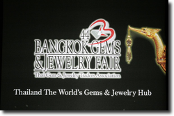 Bangkok Gems & Jewelry 2009