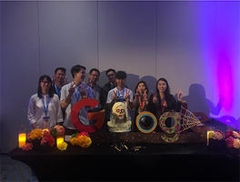 Google เชิญประชุม Google Product Experts Summit 2018