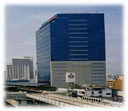 อาคารสำนักงานใหญ่ ยาคูลท์