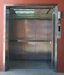 งานประตูลิฟต์ Stainless