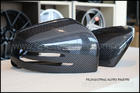Original W166 Mercedes Carbon Mirror Housing