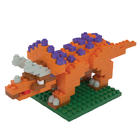 3D Microbrik - Dinosaur 3มิติ ไมโครบริค - ไดโนเสาร์ Triceratops