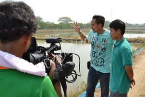 สัมภาษณ์รายการถึงพริกถึงขิง ช่อง 5