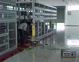 22 kV Bus Bar AC Hi-Pot Test