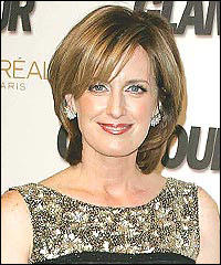 Anne Sweeney New Short Hairstyle