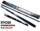 คันชิงหลิว RYOBI SHINKIHOU 4.5 SQ-SH