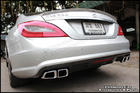 CLS63 AMG Carbon Fibre Rear Diffuser