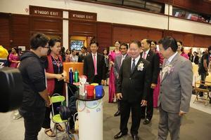 ร่วมออกบูธงาน Smart SMEs Smart START UP