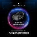 Alienware เล่นจริง แจกจริง VR (HTC vive) มูลค่า 40,000 บ. วันนี้ถึง 3 ก.พ. 60