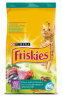 Friskies สูตรแมวโต รสปลาทูน่าและปลาซาร์ดีน 1.5 กิโลกรัม