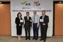 AIS ร่วมกับ MIT เสริมศักยภาพด้านเทคโนโลยีให้กับพนักงาน  เดินหน้าสู่ผู้นำยุคดิจิทัลเต็มรูปแบบ