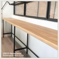 New Long Stack Desk