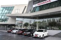 All New Honda City CNG ทุกเส้นทางคือความประหยัด