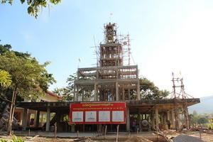 โครงสร้างพระประธาน124