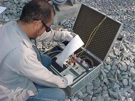 115 kV Circuit Breaker Timing Test