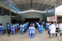 ประชุมอาสาสมัครสาธารณสุขประจำหมู่บ้าน เขต 2 ประจำเดือนกรกฎาคม 2563