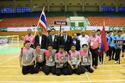 ไทยคว้าแชมป์การแข่งขัน 2016 IBSA Asia & Oceania Invitational Goalball Competition