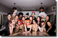 Advanced Course in Fashion and Stage Make Up