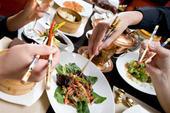 ตะเกียบ วัฒนธรรมในการกินอาหาร