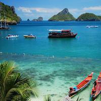 รายการทัวร์อุทยานแห่งชาติหมู่เกาะอ่างทอง