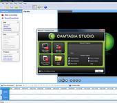 วีดีโอสอนวีธีใช้โปรแกรมบันทึกภาพหน้าจอ Camtasia Studio