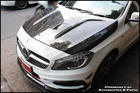 W176 Carbon Fiber AMG Black Series Bonnet