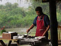 เชฟ  พ่อครัวหัวป่าก์  โดยมณี บันลือ เรื่อง-ภาพ
