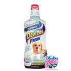 น้ำยาดับกลิ่นปากสุนัข Dental Fresh สูตรลดคราบหินปูนและฟันขาว นำเข้าจากอเมริกา ปริมาณ 503 ml
