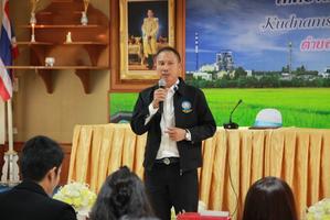 ประชุมสรุปผลการดำเนินงานกลุ่มโรงเรียนกุดน้ำใส ประจำปีการศึกษา 2562