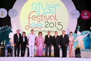 �River Festival 2015� สายน้ำแห่งวัฒนธรรม