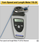 Yarn speed and length Meter YS-20