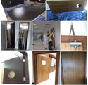 RENOVATE THE DOOR SPEED ROOM ,TOILET ROOM