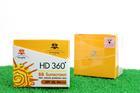 ครีมเลิฟลี่ ราคาส่ง 170 เอชดี นาโน บีบีไวท์ ซันสกรีน  HD360 Lovely Extra Super Sun Lock SPF 50 PA+++