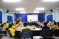 ต้อนรับคณะศึกษาดูงานจากเทศบาลตำบลเวียงต้า จังหวัดแพร่ ศึกษาดูงานถ่านอัดแท่ง 2563