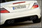 SLK55 AMG Rear Diffuser