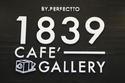 1839 CAFE&GALLERY ร้านกาแฟสุดฮิปย่านวังหิน